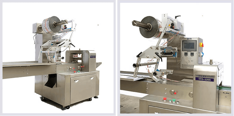 Tomato packing machine features